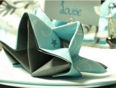 Ontdek alle tips waarmee je zelf tafeldecoratie kan maken en servetten kan vouwen