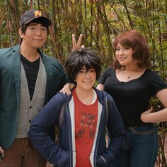Hiro's Journal: My family is pretty cool! Big Hero 6 cosplayHiro • Jin (me) / Tadashi • Miguel / Aunt Cass • Katphotos by Reskiy » Part of our Big Hero 6 photo series (●—●)