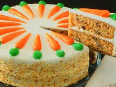 Though it may not seem so, the best carrot cake recipe is the one which is full of luscious and juicy carrots. Check out to know the recipe for this delicious cake. Sugar Free Carrot Cake, Best Carrot Cake, Carrot Cakes, Sugar Free Cakes, Low Fat Carrot Cake, Sweets Recipes, Easter Recipes, Cake Recipes, Easter Desserts