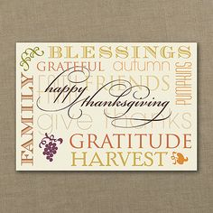 Shared Blessings Thanksgiving Cards http://bustlingbride.carlsoncraft.com/YM-YM15268FC-Shared-Blessings-Thanksgiving-Card.pro