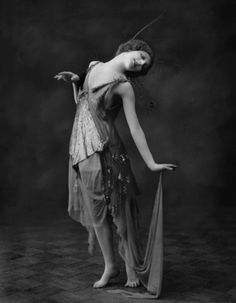 Desiree Lubovska in Everything at the London Hippodrome c.1918