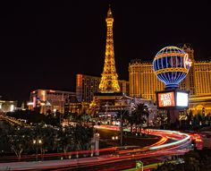 5 Things To Do In Vegas - Now you might think that when planning a trip to Vegas, the itinerary speaks for itself. You're thinking casinos, bars, casinos and then maybe some more bars? Well if that is all that you plan for your trip you will be seriously missing out of some of the most fantastic opportunities in the world. Eiffel Tower Lights, Las Vegas Attractions, Paris Las Vegas, Strobing, Us Travel, Light Fixtures, Light Fittings