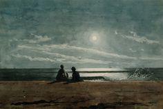 Moonlight, 1874