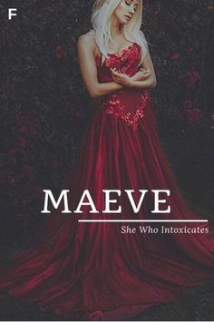 Maeve meaning She Who Intoxicates Irish names M baby girl names M baby names - . - Baby Showers - Maeve meaning She Who Intoxicates Irish names M baby girl names M baby names Informations About Maev -