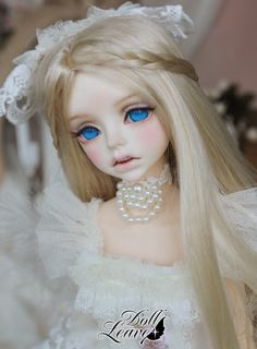 H - (Hedy), 43.5cm Doll Leaves Girl - BJD Dolls, Accessories - Alice's Collections
