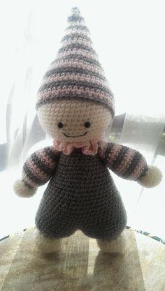 cuddly baby crochet soft toy crochet amigurumi doll by bizubijou