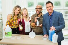 Mark Steines is helping you prevent an icy windshield with these easy instructions. Home And Family Crafts, Home And Family Tv, Home And Family Hallmark, Family Show, Family Video, Hallmark Channel, Icing, Projects To Try, Winter Months