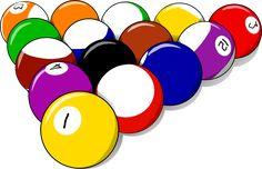 image for billiards pool ball sport clip art sport clip art free rh pinterest com free billiards clipart images pool billiards clipart