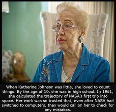 NASA - Katherine Johnson