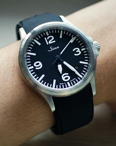 Latest Watches, Watches For Men, Sinn Watch, Omega Watch, Rolex Watches, Gears, Beautiful, Accessories, Style
