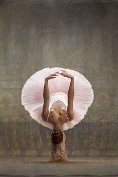 Misty Copeland, la bailarina perdida de Edgar Degas.