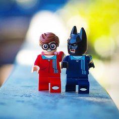 "896 Likes, 14 Comments - Dean (@legoistics) on Instagram: ""Superhero training day. . #lego #brickculture #bricknetwork #brickcentral #stuckinplastic…"""