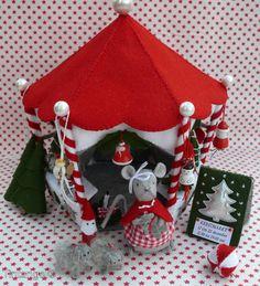 Combi pakket: Het Kerstpaviljoen en naar de Kerstmarkt met Mila.