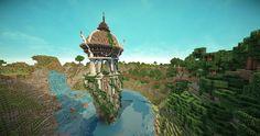 Minecraft Dungeon Tower