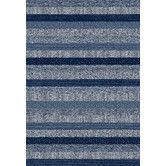 Found it at Wayfair - Infinity Blue Area Rug