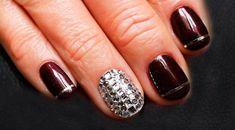 #NailArt #Strass – Cómo decorarte las #uñas con cristalitos    Nail Art Strass cómo decorarte las uñas Nail Art Strass, Nailart, Blog, Nail Decorations, Nail Art, Nails, Homemade, Crystals, Blogging