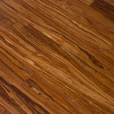 Ecotimber Woven Poplar Flooring - made from furniture scraps