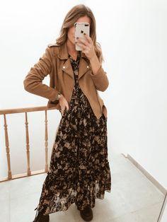 Femme Long Jersey Maxi Jupe Femmes Robes Taille Haute rapport devant froncée