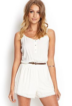 Forever 21 is the authority on fashion & the go-to retailer for the latest trends, styles & the hottest deals. Shop dresses, tops, tees, leggings & more! Elle Blogs, Forever 21, Denim Romper, Cute Rompers, Long Sleeve Romper, Urban Fashion, 1 Piece, Everyday Fashion, Spring Summer Fashion