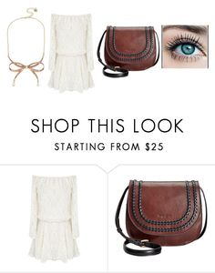 """""""Untitled #733"""" by katelyn-style ❤ liked on Polyvore featuring Tignanello and Betsey Johnson"""