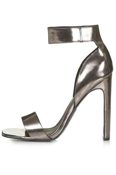 Photo 1 of RARE Metal Toe Sandals