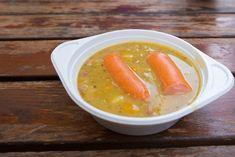 Frankfurtská polévka našich babiček
