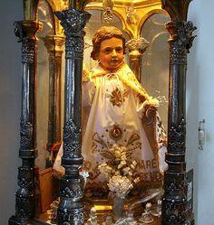059 - STATUE OF SANTA ROSA DE LIMA'S MIRACULOUS 'EL NIÑO DIOS DOCTORCITO' (IN SANTUARIO DE SANTA ROSA DE LIMA) | Flickr - Photo Sharing!