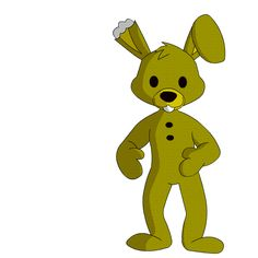 Tony Crynight Fnaf Animation - Plushtrap