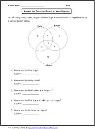 Venn diagram worksheets word problems using three sets i am using image result for free worksheets on data handling for grade 3 ccuart Choice Image
