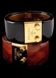 Prada Bracelet Bangles
