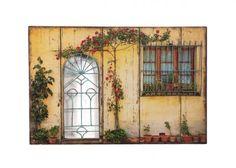 MY GARDEN 3D TABLO MW140059 KIRMIZI  #homesweethome #dekorasyon #picture #colorful