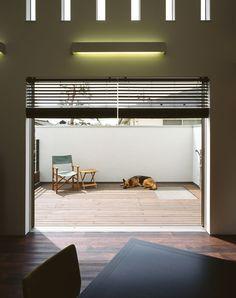 CASE 084 | 光庭のある家(東京都世田谷区) | 注文住宅なら建築設計事務所 フリーダムアーキテクツデザイン