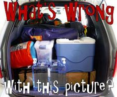 Top 3 Tips to Get Ready for a Camping Trip BY G.A. ANDERSON (GUS), ON APRIL 19TH, 2013