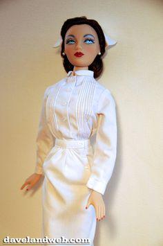 Miss Gene Marshall And Friends: Gene Marshall as Calendar Girl: That Something Extra Gene Doll