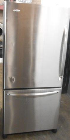 Appliance City - AMANA REFRIGERATOR  BOTTOM FREEZER 19 CUBIC FOOT, $699.00 (http://www.appliancecity.info/amana-refrigerator-bottom-freezer-19-cubic-foot/)