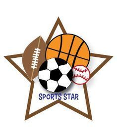 Free Sports Clipart just for you! Use our free sports clip art for team parties, crafts, on t-shirts, websites, etc! Sports Birthday, Sports Party, Kids Sports, 2nd Birthday Parties, Scrapbooking Sport, Art Sport, Sports Theme Classroom, Sports Clips, Vbs Themes