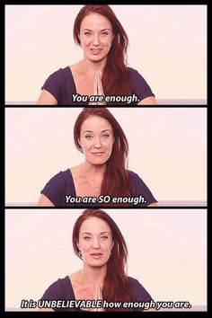 I will never not repin Sierra Boggess saying this.
