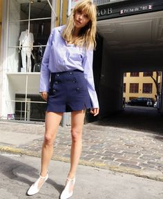 Pernille Teisbaek do Look de Pernille (lookdepernille.theyouway.com) .