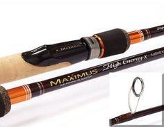 Спиннинг Maximus High Energy-X MSHEX24UL 240см 1-7гр