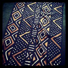 african vintage textile #inspiration Etnic Pattern, Batik Pattern, Abstract Pattern, African Quilts, African Textiles, African Fabric, African Design, African Art, Patterns In Nature