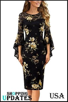Dress Outfits, Casual Dresses, Formal Dresses, Petite Dresses, Frock Fashion, Fashion Outfits, Ladies Fashion, Girl Fashion, Sheath Dress