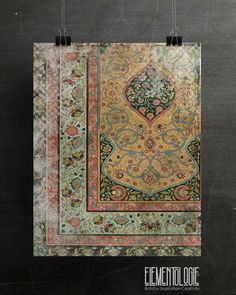 Exclusive deisgns from the Elementologie® StudioCreated from vintage images and documentsPrinted on Recycled Papers Collage Background, Paper Background, Vintage Images, Note Cards, Bohemian Rug, Recycling, French, Creative, Prints