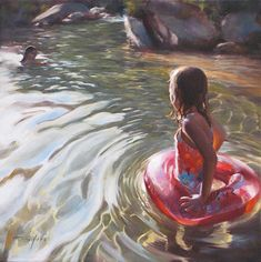 Wait For Me by Takayuki Harada was selected as a Finalist in the September 2014 BoldBrush Painting Competition.