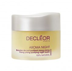 Decleor - Aroma Night - Ylang Ylang Purifying Night Balm - 1 oz (Butter my oily skin and it clears out the pores) San Francisco, 100 Pure Essential Oils, Face Treatment, Best Natural Skin Care, Natural Beauty, Paris, 1 Oz, The Balm, Moisturizer