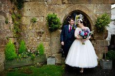 Emma + Paul's Danby Castle Wedding Photography | Yorkshire Wedding Photographer