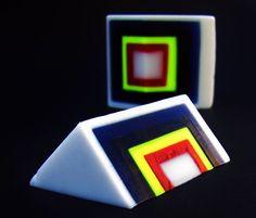 radianting squares soap