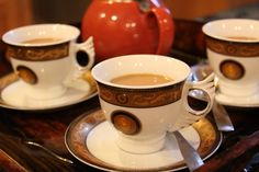 Garam Chai! – The Quintessential Indian Tea ---this needs a billion stars next to it for me to remember.. chai is my middle name... seriously, tea is my first