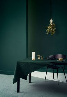 Beautiful Christmas decorations from Stelton.