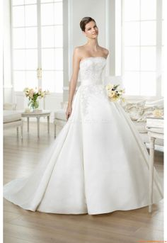 20 Best Robes De Mariee White One Images In 2014 Wedding