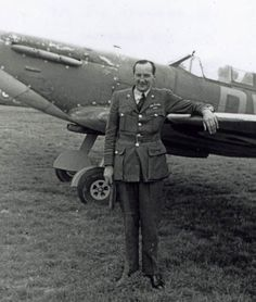 "F/L Dennis L ""Tage"" Armitage was appointed A Fight leader of No 266 Squadron RAF on 3 August 1940, scoring his first success over a Ju 88 9 days later. When both S/L Rodney L Wilkinson, and the B Flight leader, S/Lt Henry laF ""Sinbad"" Greenshields, were lost on 16 August, the 28-year-old pilot assumed temporary command  of 5 pilots that he took to RAF Wittering on 21 September to reform, with S/L Patrick G ""Jamie"" Jameson having been posted in as new CO 4 days earlier."